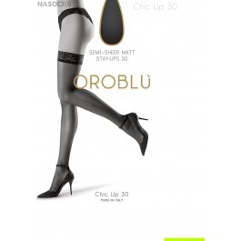 Чулки женские классические Oroblu Bas Chic Up 30 den