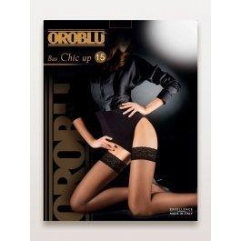 Чулки женские супер-тонкие Oroblu Bas Chic Up 15 den
