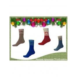 Купить Подарочный набор из 4 пар термоносков ТМ AVI-outdoor для активной зимы