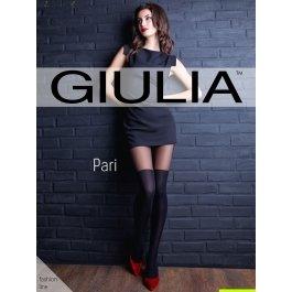 Колготки Giulia PARI 16 женские с имитацией ботфорт