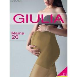 Колготки Giulia MAMA 20 женские для беременных