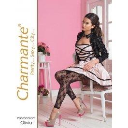 Леггинсы Charmante OLIVIA pantacollant женские с рисунком