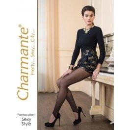 Купить Леггинсы Charmante SEXY STYLE pantacollant женские из сетки