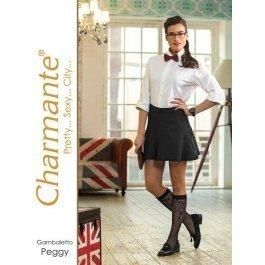 Гольфы Charmante PEGGY gamb. женские с рисунком