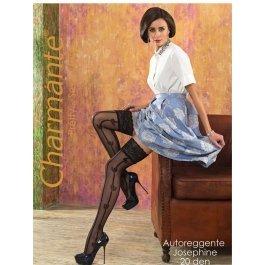 Купить Чулки Charmante JOSEPHINE 20 aut. женские с рисунком