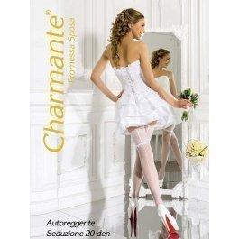 Купить Чулки Charmante SP SEDUZIONE 20 aut. женские свадебные