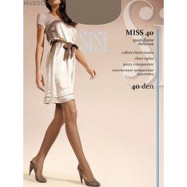 Распродажа колготки женские повседневные Sisi Miss 40 den