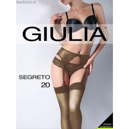 Чулки Giulia SEGRETO 20 den женские