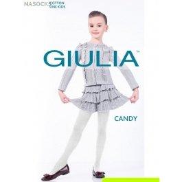 Колготки Giulia CANDY 01 для девочек с рисунком