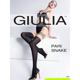 Колготки Giulia PARI SNAKE с имитацией ботфорт