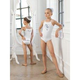 Купить Комплект для девочек (майка-топ, трусы) Charmante SGTP 201251 с принтом
