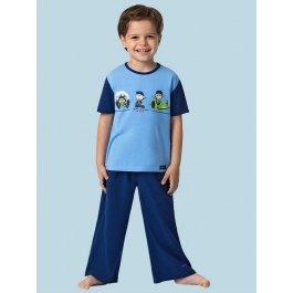 Пижама для мальчиков Charmante BXP 441309 с принтом