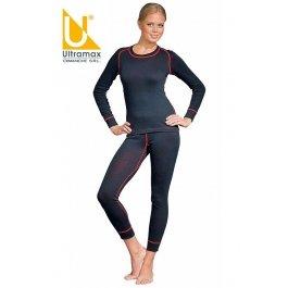 Купить Комплект термобелья женский Ultramax DRY 14 (U) U1122-RB цветные швы
