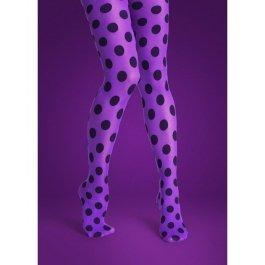Колготки Happy Socks TN11-004 в горох женские