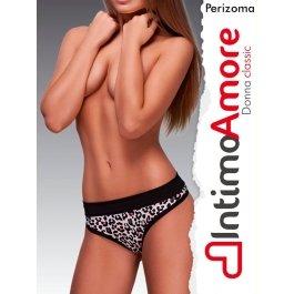 Трусы IntimoAmore seamless PMLL-01 стринги с принтом женские