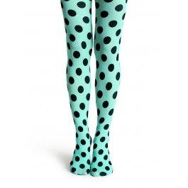 Купить Колготки Happy Socks TN11-005 50 den в горох женские