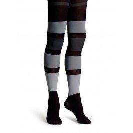 Купить Колготки Happy Socks TN11-007 50 den в полоску женские