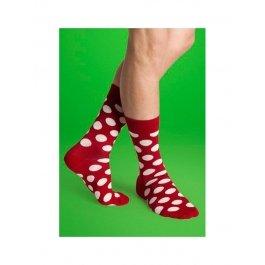 Носки Happy Socks BD11-004 в горошек
