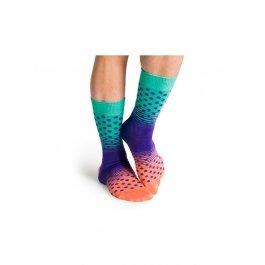 Носки Happy Socks DF11-003 в горошек