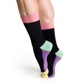 Носки Happy Socks FI11-001 с контрастными зонами