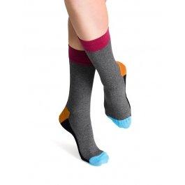Носки Happy Socks FI11-003 с контрастными зонами