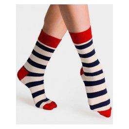 Носки Happy Socks SA11-007 в полоску