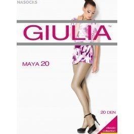 Колготки женские прозрачные Giulia Maya 20 den