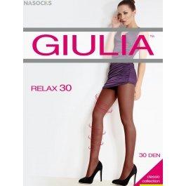 Колготки женские лечебные Giulia Relax 30 den