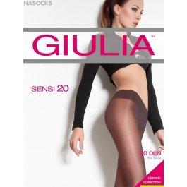 Колготки женские с заниженной талией Giulia Sensi Vita Bassa 20 den
