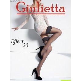 Чулки женские матовые Giulietta Effect 20 den
