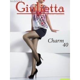 Колготки женские прозрачные, матовые Giulietta Charm 40 den