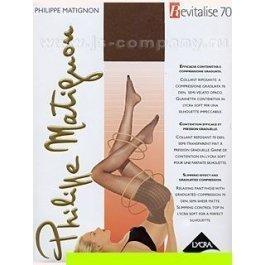 Колготки женские с распределенным давлением Philippe Matignon Revitalse 70 den