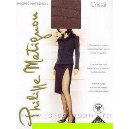 Колготки женские с заниженной талией Philippe Matignon Cristal 30 den Vita Bassa
