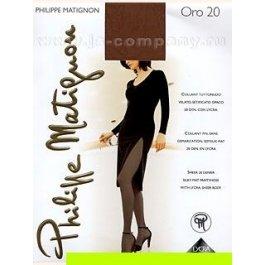 Колготки женские Philippe Matignon Oro 20 den