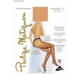 Колготки женские с заниженной талией Philippe Matignon Premiere 15 den Vita Bassa