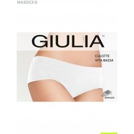 Трусы слип Giulia SLIP BRASILIANA INVISIBLE