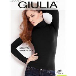 Водолазка женская Giulia DOLCEVITA MANICA LUNGA бесшовная
