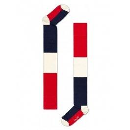 Купить Носки из хлопка, длинные, ярких цветов Happy Socks BL04-045
