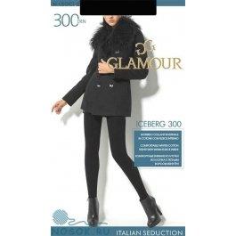 Колготки женские плотные, из хлопка Glamour ICEBERG 300 den