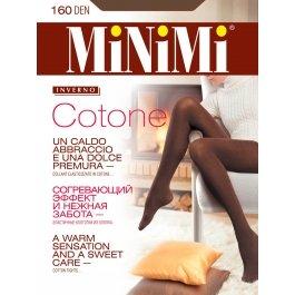 Леггинсы Minimi COTONE 160 den, женские очень плотные, из хлопка