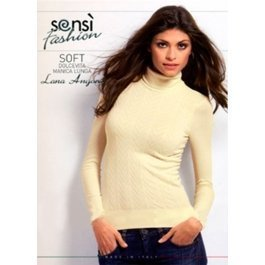 Купить Водолазка Sensi SOFT DOLCEVITA M.LUNGA женская c высоким воротом и длинным рукавом