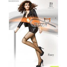 Колготки Gatta FANCY 01 женские, с имитацией чулок 20 den