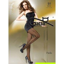 Колготки Gatta PAOLA 40 женские с рисунком 40 den