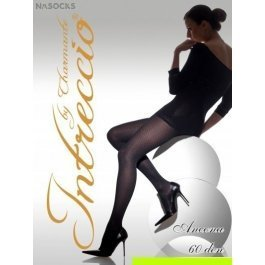 Купить колготки женские фантазийные intreccio  60 den CHARMANTE ANCONA 60