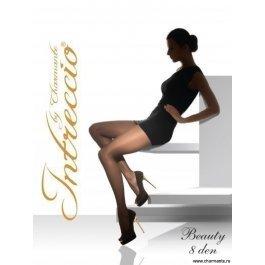 Купить Колготки женские классические с шортиками без ластовицы INTRECCIO   8 DEN BEAUTY 8
