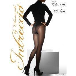 Купить Колготки женские классические INTRECCIO 40 DEN CHARM