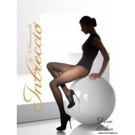 Купить Колготки женские классические равномерные по всей длине INTRECCIO  10 DEN DIVA 10