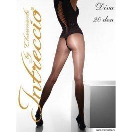 Купить Колготки женские классические INTRECCIO 20 DEN DIVA