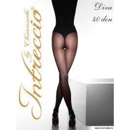 Купить Колготки женские классические INTRECCIO 40 DEN DIVA