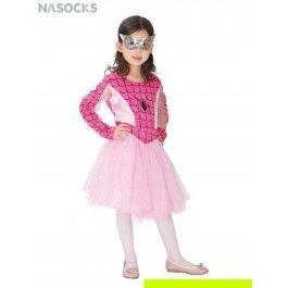 Костюм карнавальный для девочек (Розовый человек-паук) GCH-1118A